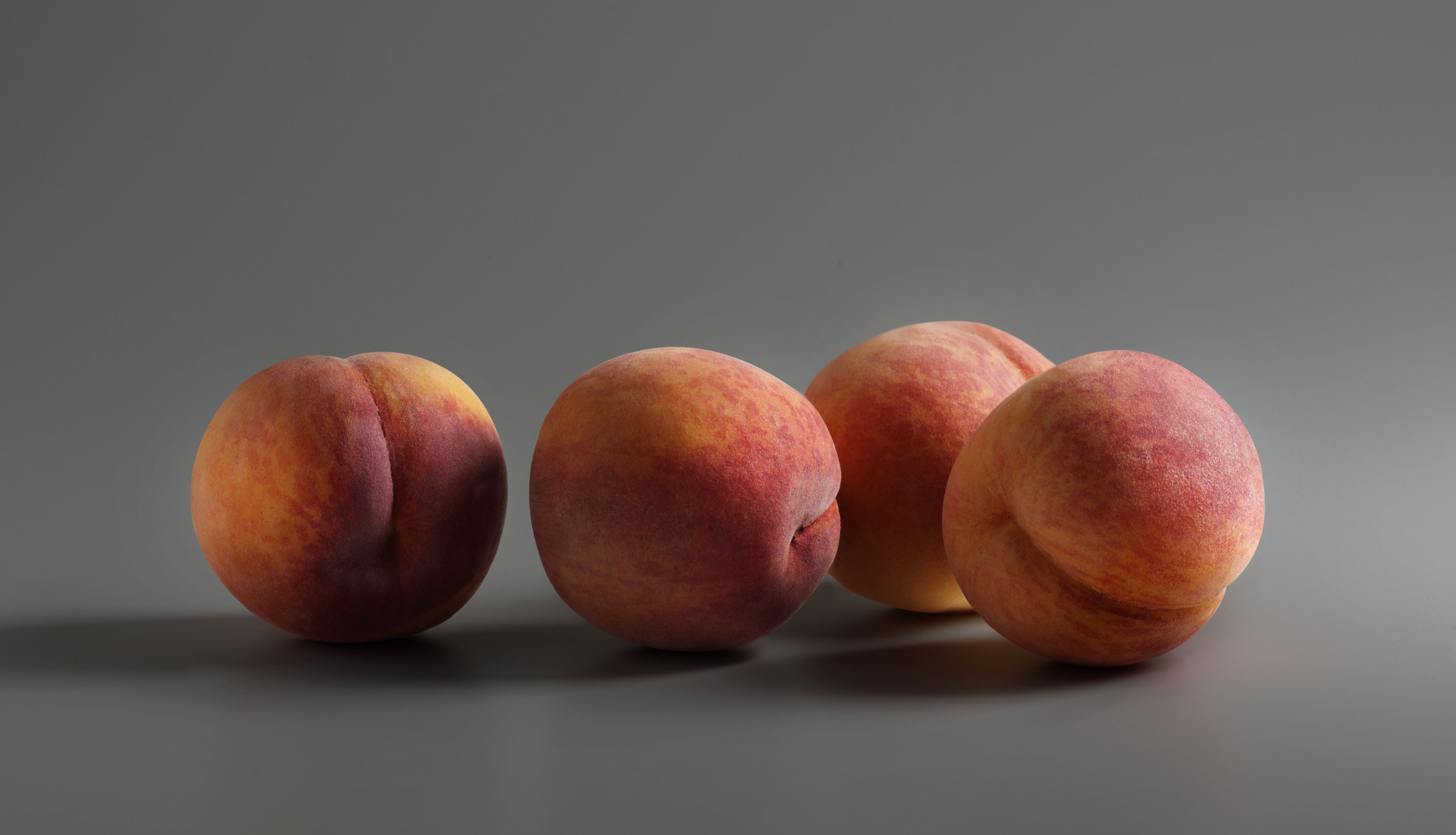 Peaches by Paul Bussell