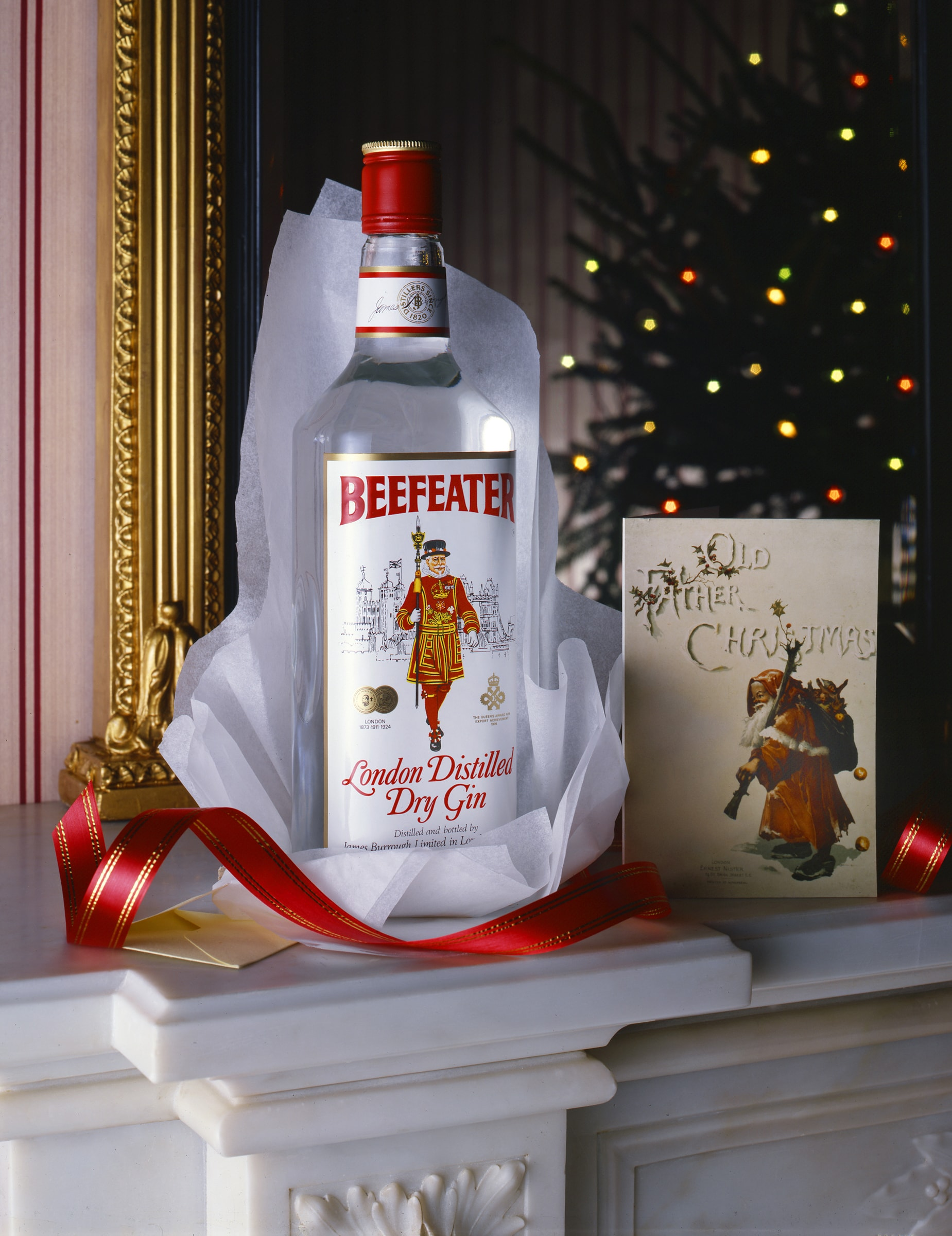 Beefeater Gin Christmas by Paul Bussell