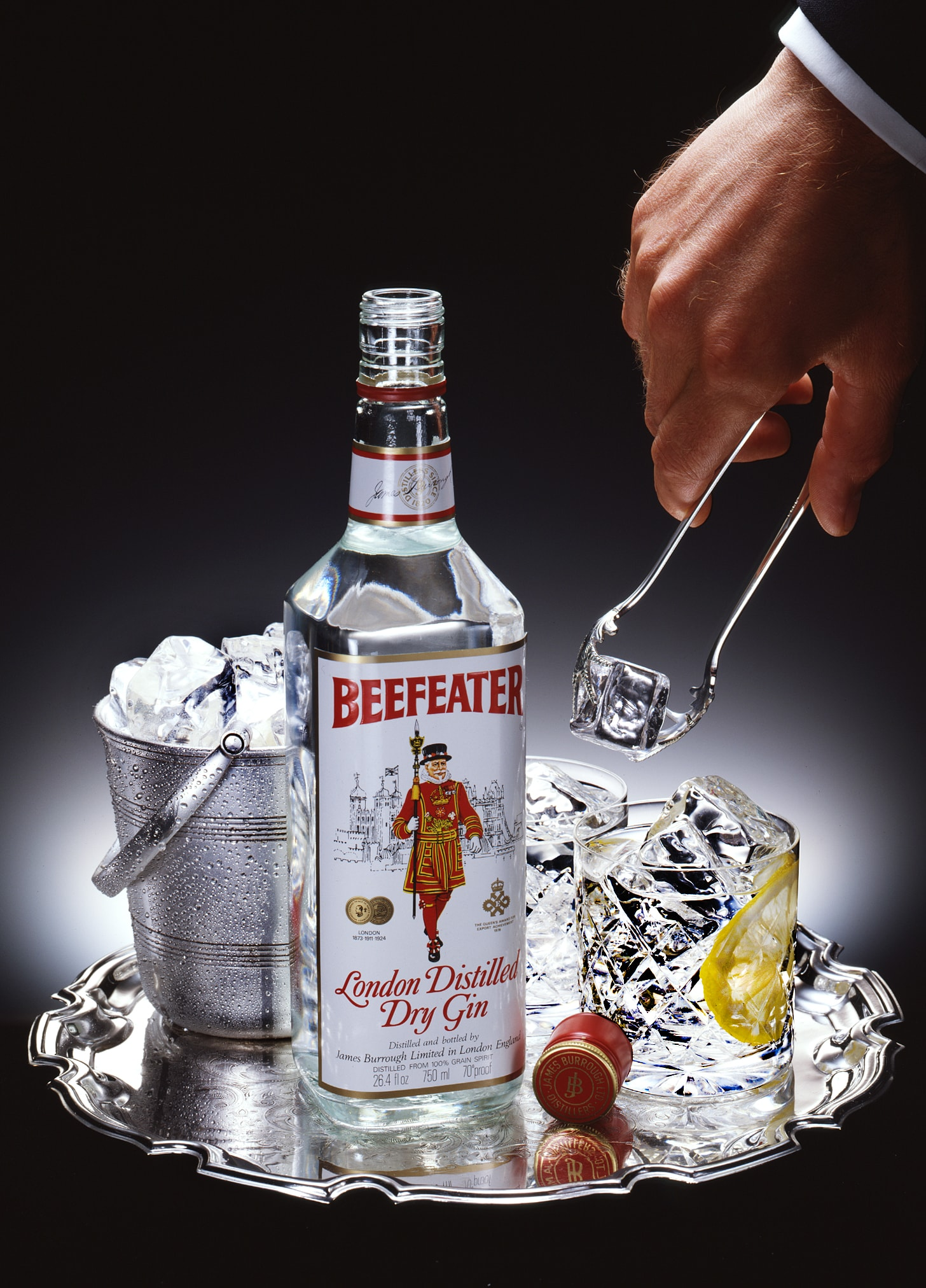 Beefeater Gin by Paul Bussell