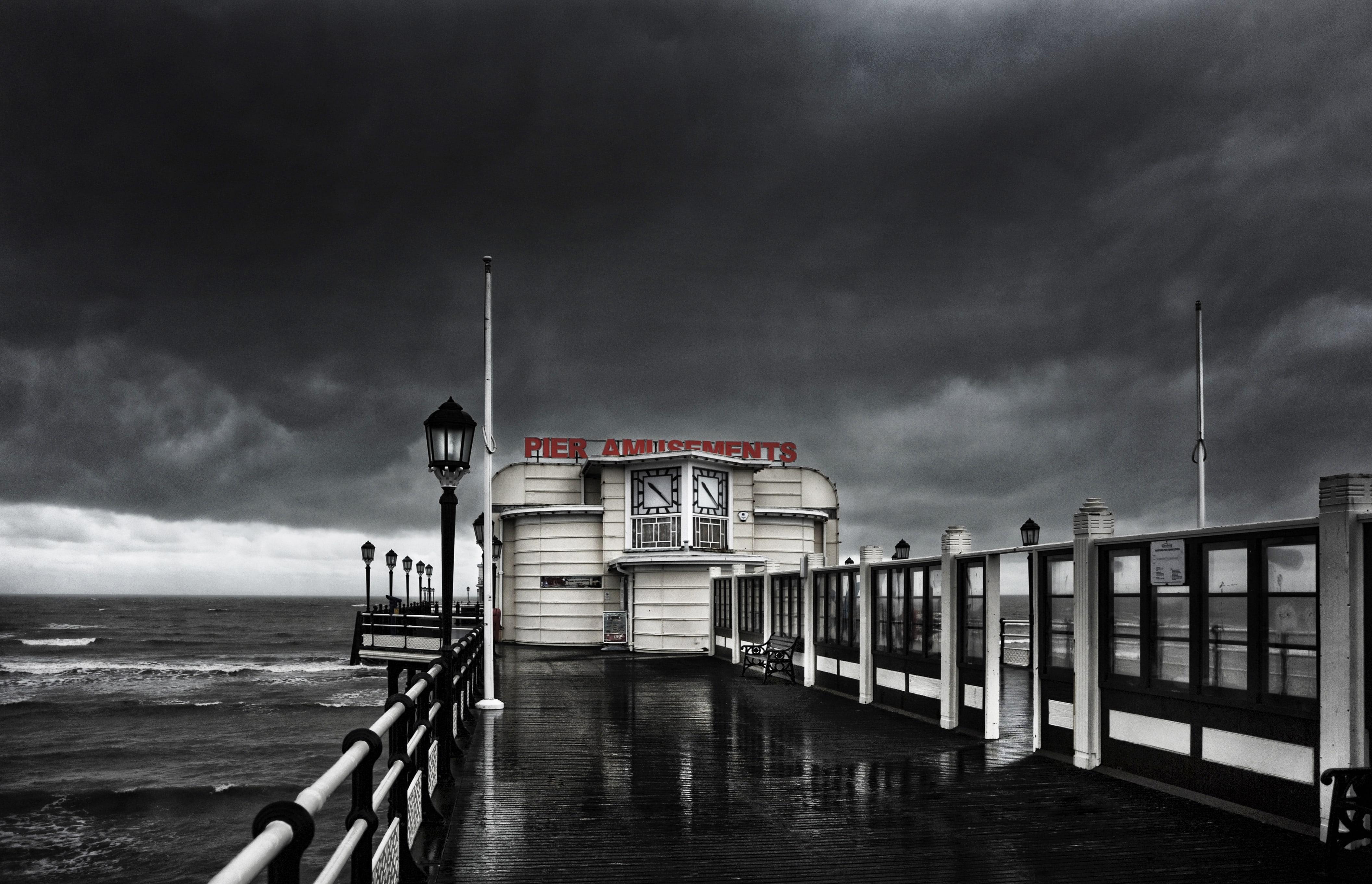 Pier by Paul Bussell