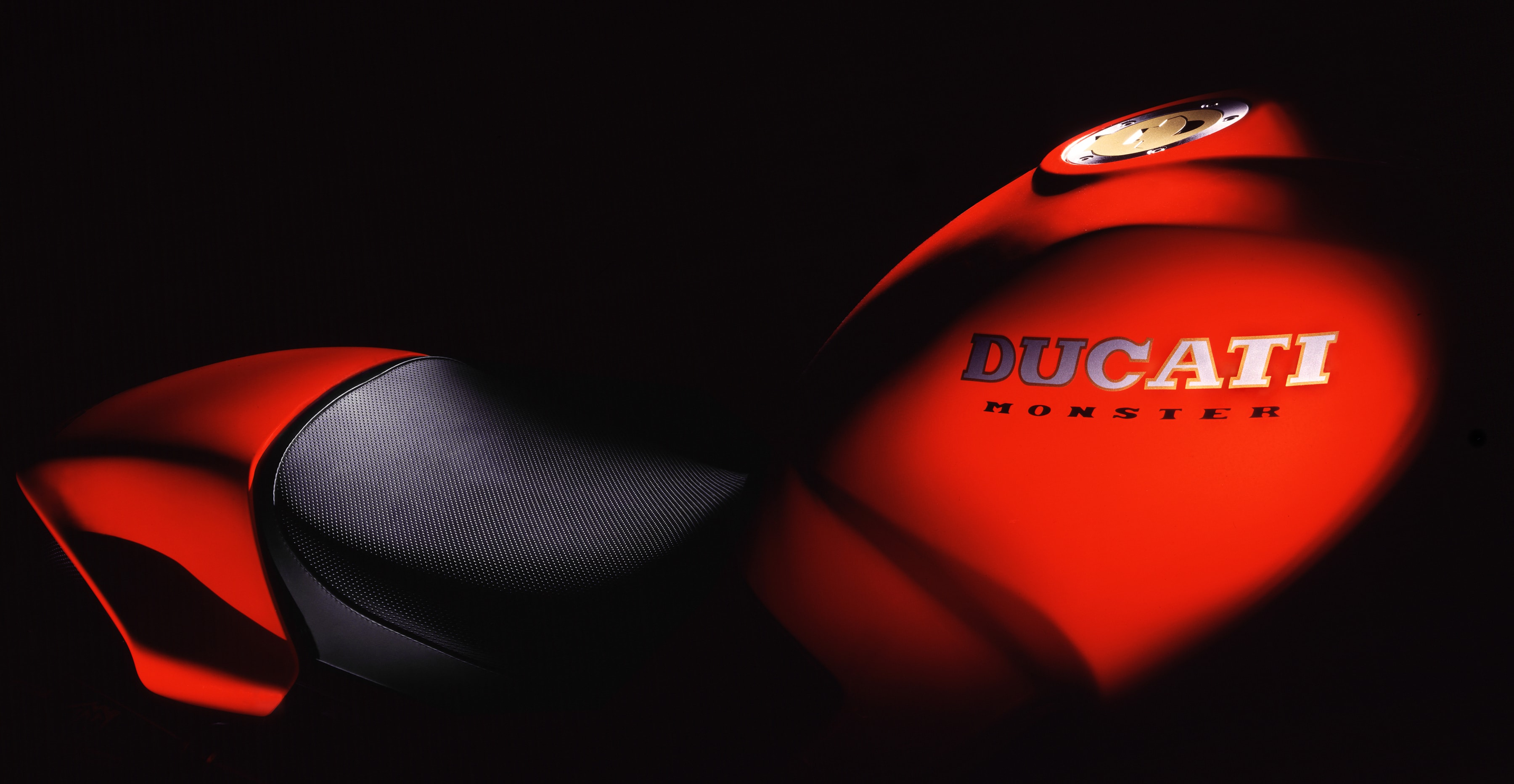 Ducati Monster by Paul Bussell