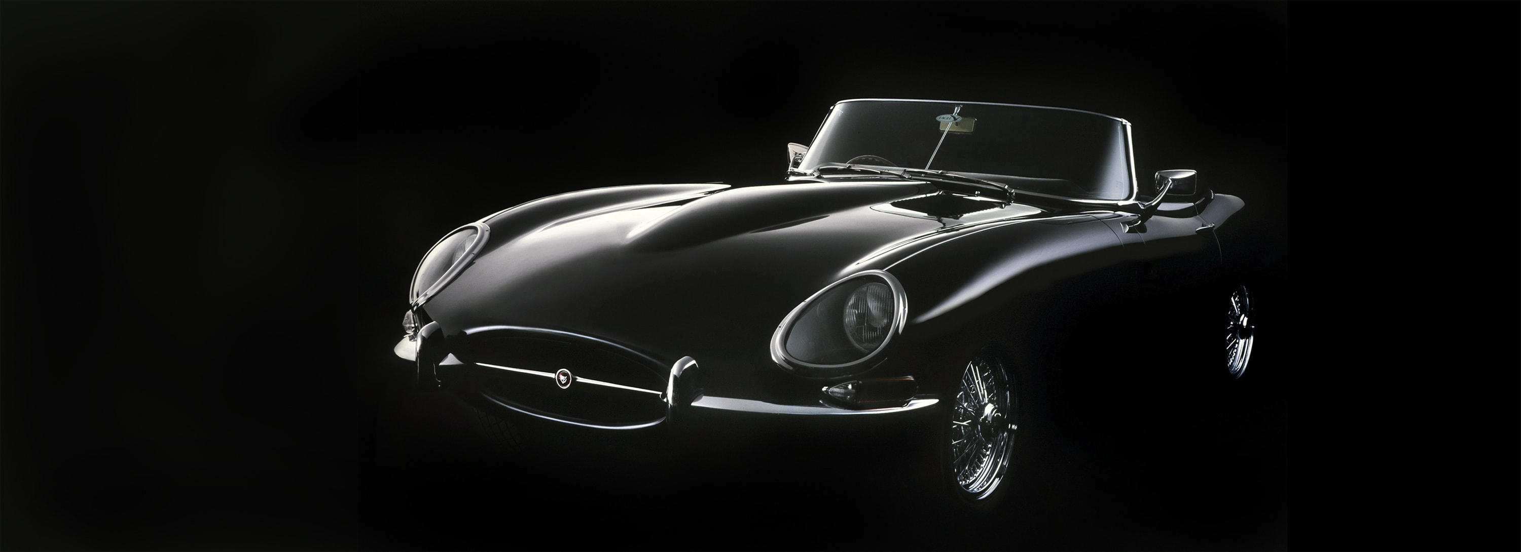 Eagle E Type Jaguar by Paul Busell