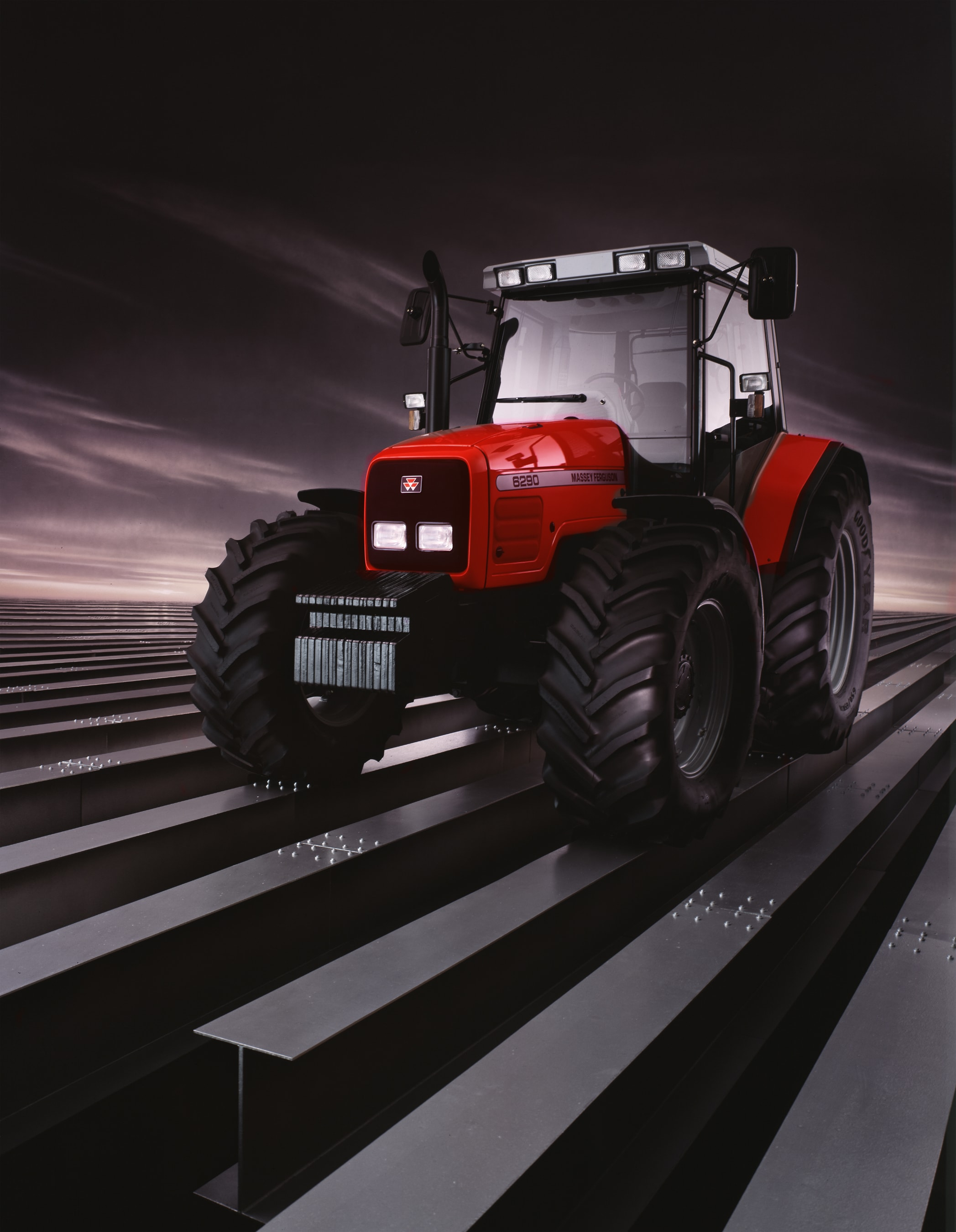 Massey Ferguson by Paul Bussell