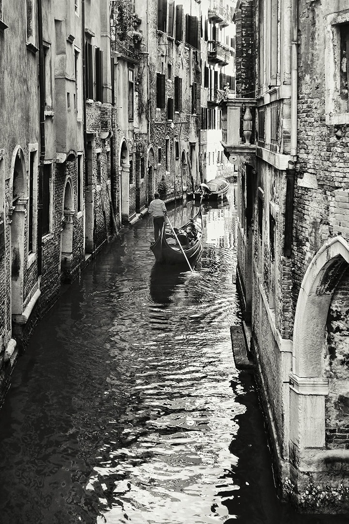 Venice by Paul Bussell