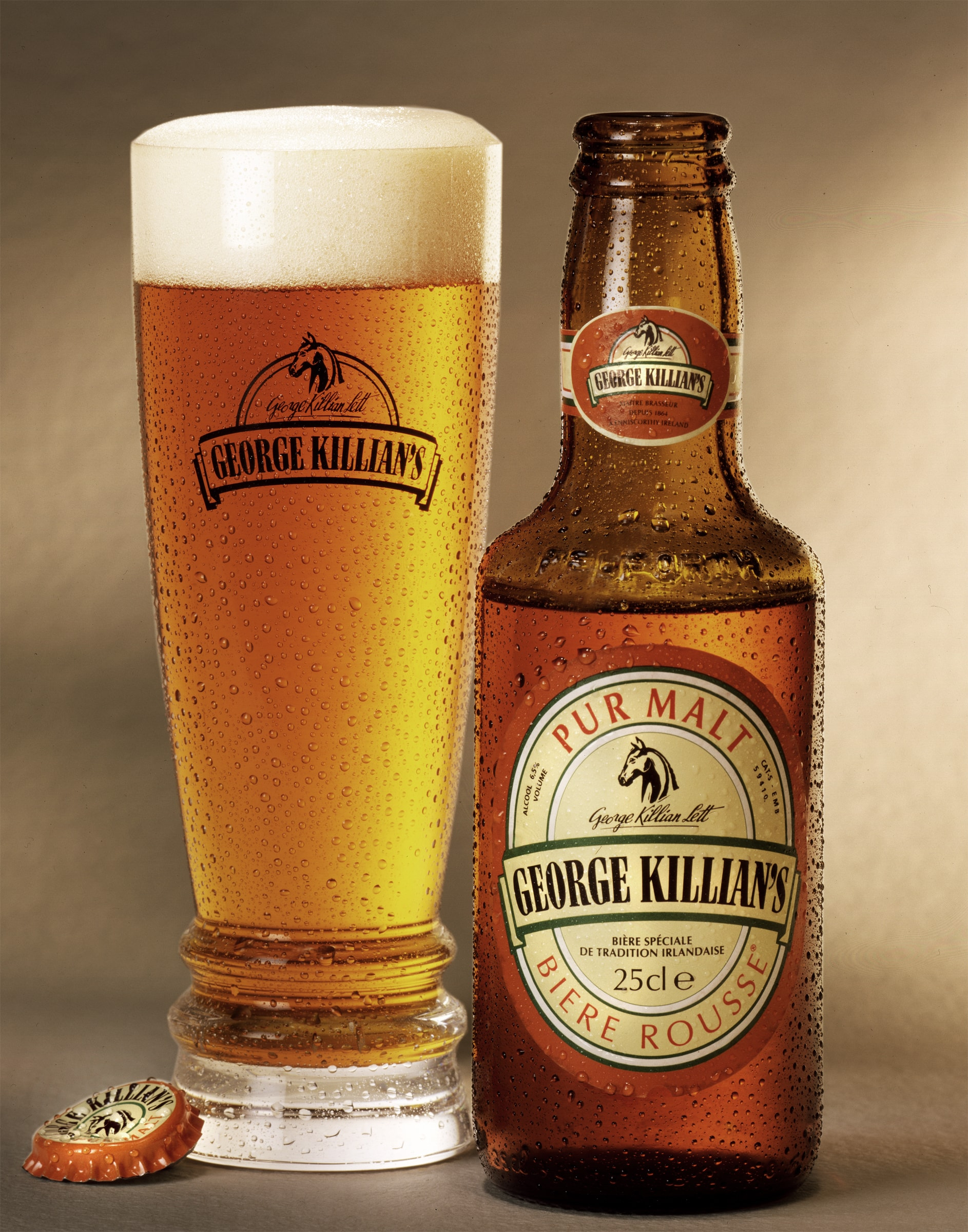Killians Beer by Paul Bussell